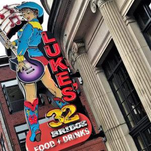 How Luke Bryan, Jason Aldean Theme Bars Are Remaking Nashville's Broadway 2
