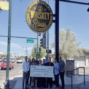 Dierks Bentley's Whiskey Row Gilbert Partners with Gilbert Chamber of Commerce 6