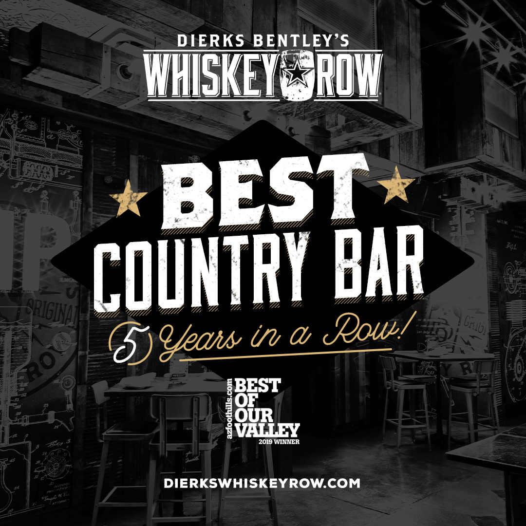 Best Country Bar 5 Years In A Row